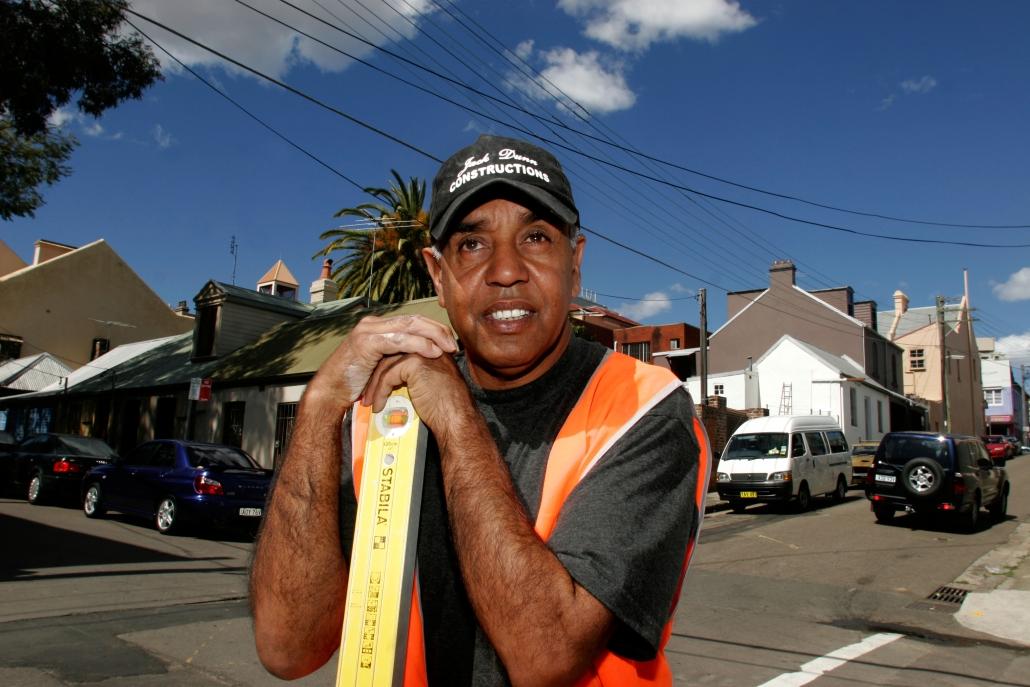 Aboriginal worker